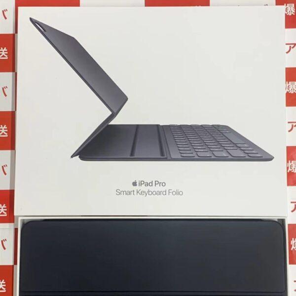 12.9インチiPad Pro(第3世代)用 Smart Keyboard Folio MU8H2J/A A2039 極美品-正面