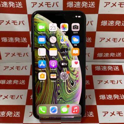 iPhoneXS au版SIMフリー 64GB 3D922J/A A2098