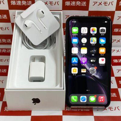 iPhoneXR Apple版SIMフリー 64GB MT002J/A A2106