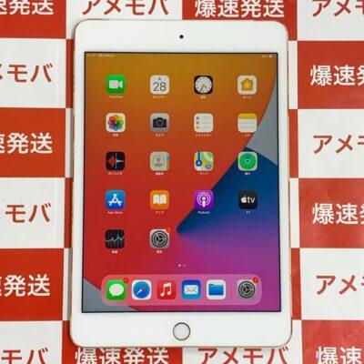 iPad mini 4 docomo版SIMフリー 128GB MK782J/A A1550