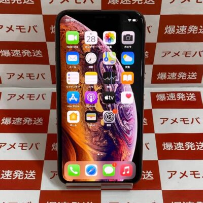 iPhoneXS docomo版SIMフリー 256GB NTE22J/A A2098 美品