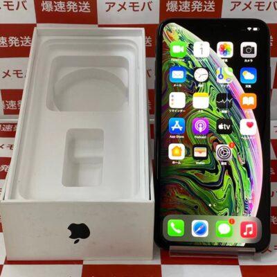 iPhoneXS Max SoftBank版SIMフリー 64GB MT6Q2J/A A2102