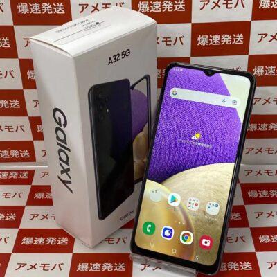 Galaxy A32 5G SCG08 au 64GB 極美品
