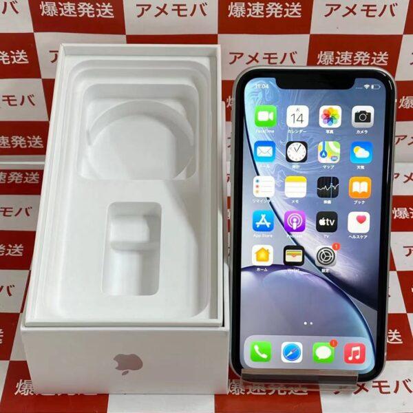 iPhoneXR SoftBank版SIMフリー 64GB MT032J/A A2106-正面