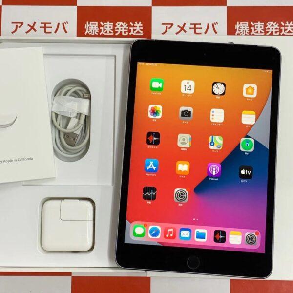 iPad mini 4 SoftBank版SIMフリー 128GB MK762J/A A1550-正面