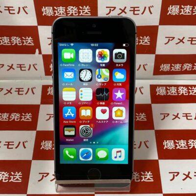 iPhoneSE au版SIMフリー 64GB MLM62J/A A1723