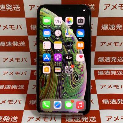 iPhoneXS SoftBank版SIMフリー 256GB MTE02J/A A2098 極美品