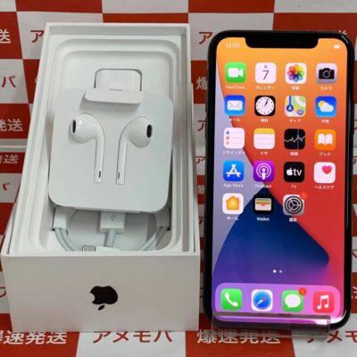 iPhoneX docomo版SIMフリー 64GB NQAX2J/A A1902