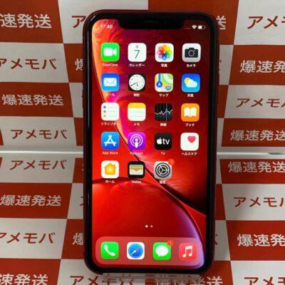 iPhoneXR au版SIMフリー 64GB MT062J/A A2106 美品