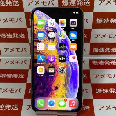 iPhoneXS docomo版SIMフリー 256GB MTE12J/A A2098 極美品