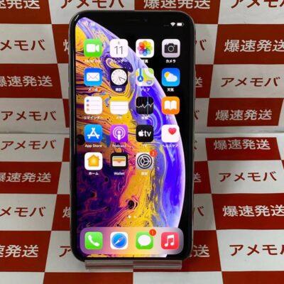 iPhoneXS au版SIMフリー 256GB MTE12 J/A A2098