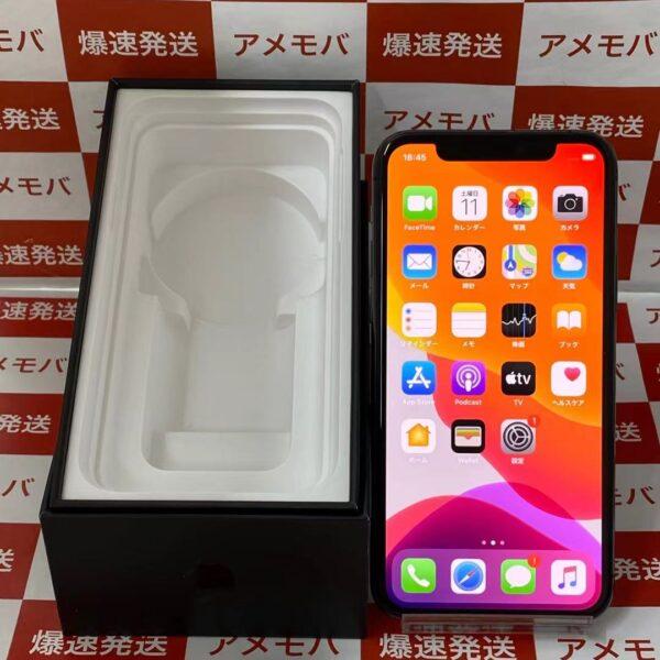 iPhone11 Pro SoftBank版SIMフリー 64GB MWC22J/A A2215-正面