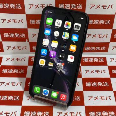 iPhoneXR SoftBank版SIMフリー 64GB MT002J/A A2106