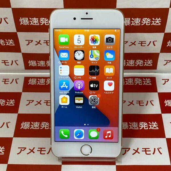 iPhone6s docomo版SIMフリー 32GB MN112J/A A1688-正面