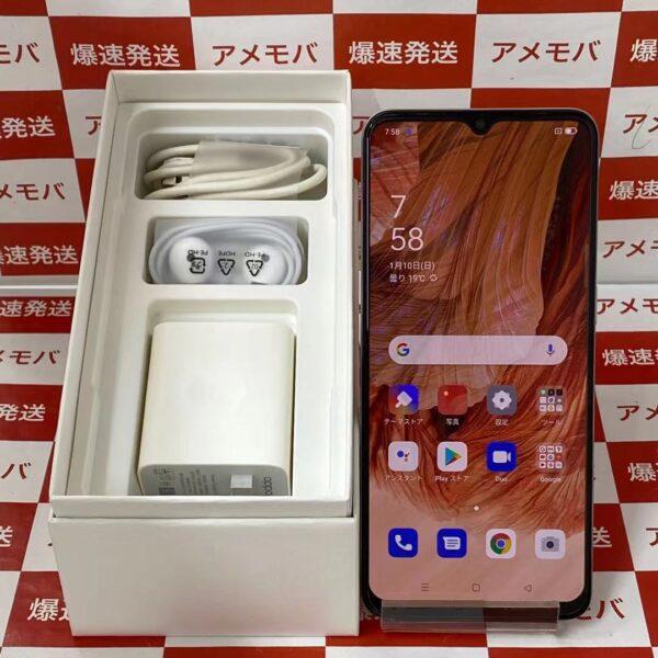 OPPO A73 SIMフリー 64GB -正面