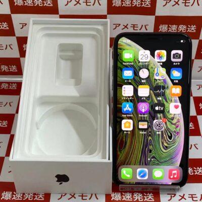iPhoneXS Apple版SIMフリー 256GB MTE02J/A A2098 極美品