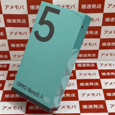 OPPO Reno5 A Y!mobile 128GB SIMロック解除済み