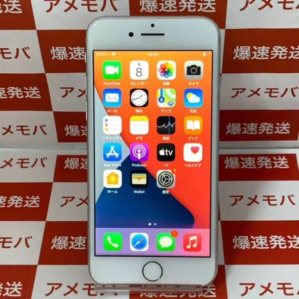 iPhone8 au版SIMフリー 64GB MQ792J/A A1906-正面