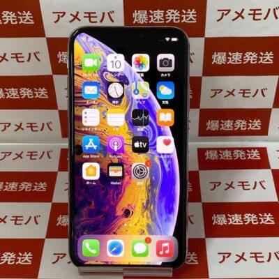 iPhoneXS SoftBank版SIMフリー 256GB MTE12J/A A2098 極美品