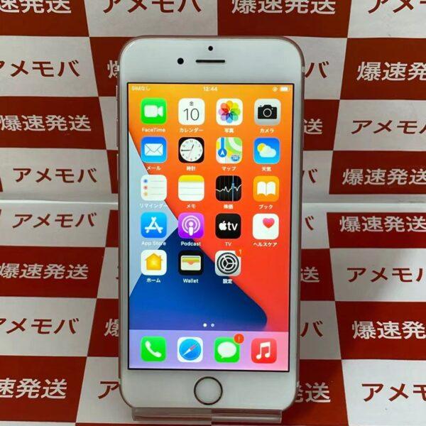 iPhone6s au版SIMフリー 16GB NKQM2J/A A1688-正面