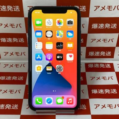 iPhone11 au版SIMフリー 64GB MWLT2J/A A2221