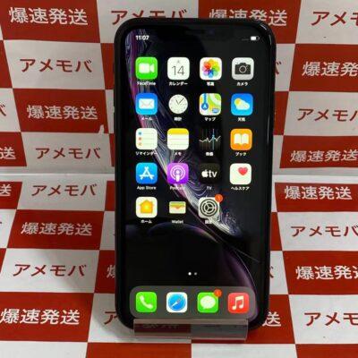 iPhoneXR SoftBank版SIMフリー 64GB MT002J/A A2106 訳あり大特価