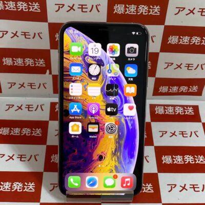 iPhoneXS SoftBank版SIMフリー 64GB MTAX2J/A A2098
