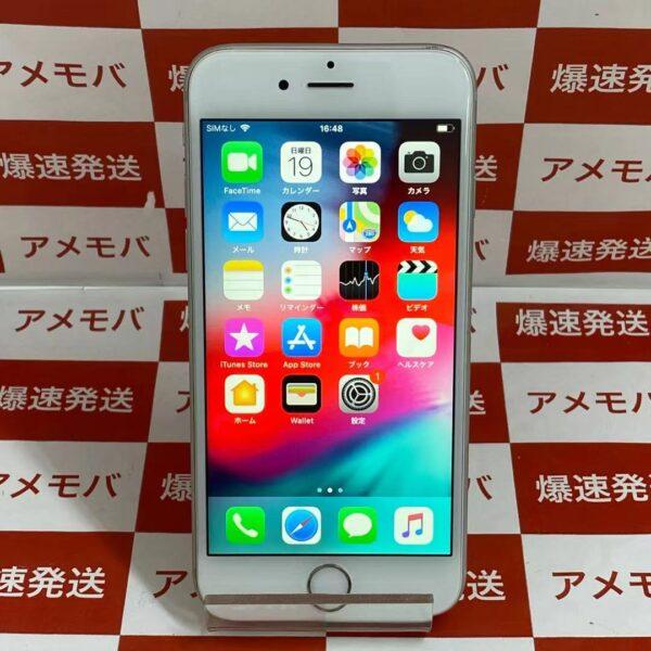 iPhone6s docomo版SIMフリー 64GB MKQP2J/A A1688-正面