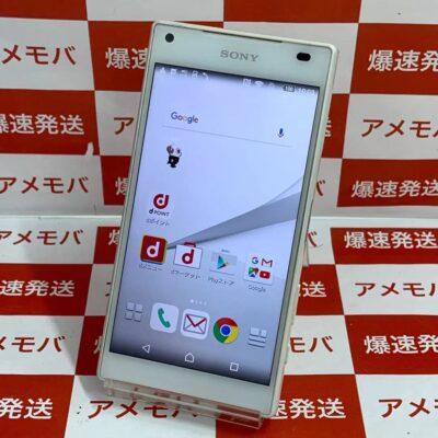 Xperia Z5 Compact SO-02H docomo 32GB SIMロック解除済み