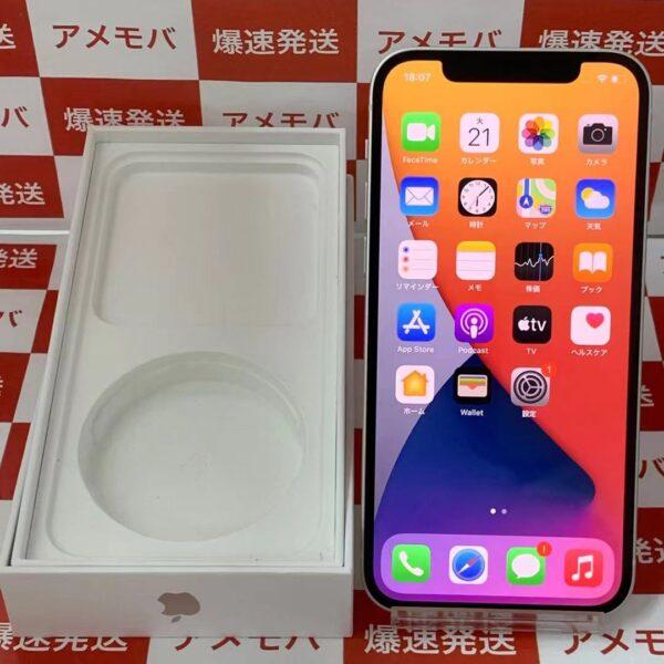 iPhone12 SoftBank版SIMフリー 128GB MGHV3J/A A2402 美品-正面