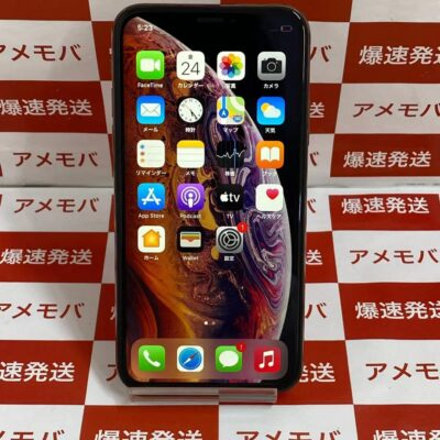 iPhoneXS docomo版SIMフリー 64GB MTAY2J/A A2098 訳あり大特価
