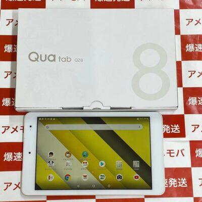 Qua tab QZ8 KYT32 au 32GB SIMロック解除済み