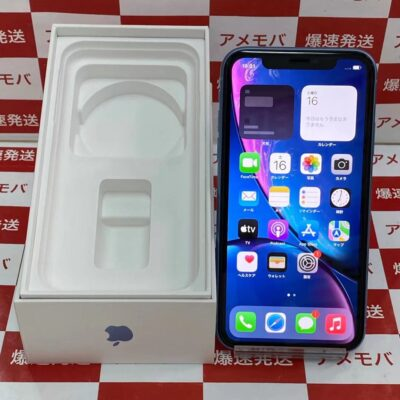 iPhoneXR docomo版SIMフリー 64GB MT0E2J/A A2106 極美品