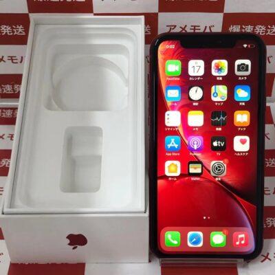 iPhoneXR au版SIMフリー 64GB MT062J/A A2106