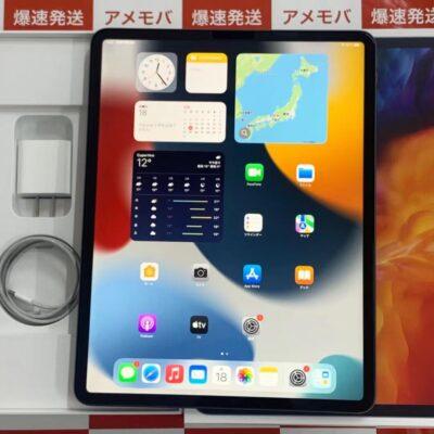 iPad Pro 12.9インチ 第4世代 Wi-Fiモデル 256GB MXAT2J/A A2229