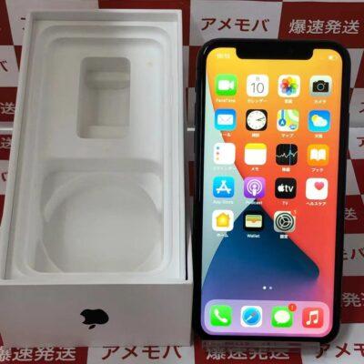 iPhoneX docomo版SIMフリー 64GB MQAX2J/A A1902 美品