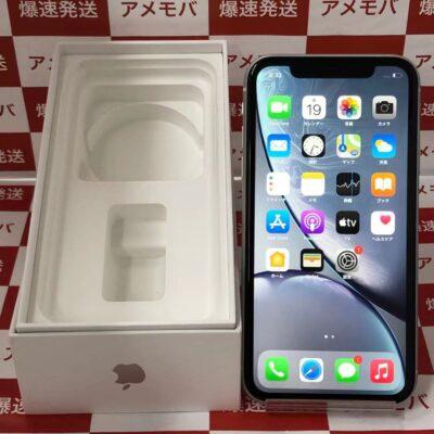 iPhoneXR au版SIMフリー 64GB MT032J/A A2106