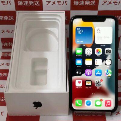 iPhone11 au版SIMフリー 128GB MWM02J/A A2221 訳あり大特価