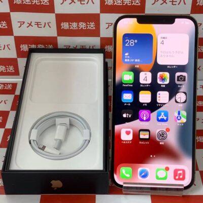 iPhone12 Pro Max au版SIMフリー 128GB MGCW3J/A A2410 極美品