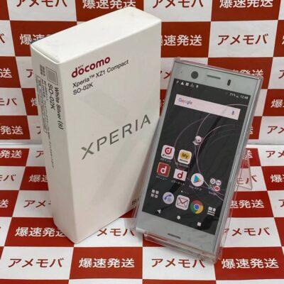 Xperia XZ1 Compact SO-02K docomo 32GB SIMロック解除済み
