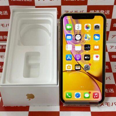 iPhoneXR Apple版SIMフリー 64GB MT082J/A A2106 訳あり大特価