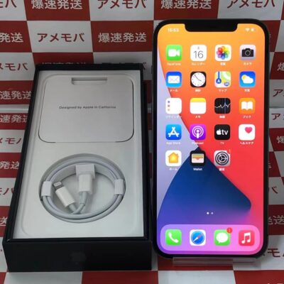 iPhone12 Pro Max SoftBank版SIMフリー 512GB MGD33J/A A2410 極美品