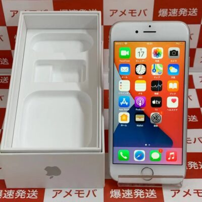 iPhone6s Apple版SIMフリー 32GB MN0X2J/A A1688 美品