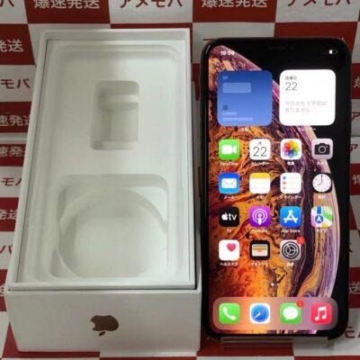 iPhoneXS Max au版SIMフリー 512GB MT702J/A A2102 訳あり大特価
