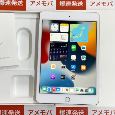 iPad mini 4 au版SIMフリー 64GB MK732J/A A1550