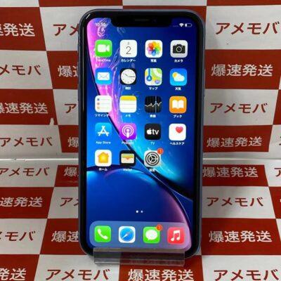 iPhoneXR au版SIMフリー 128GB MT0U2J/A A2106 美品