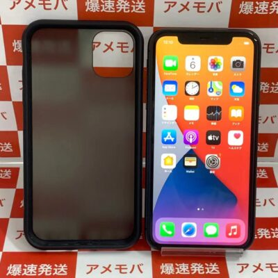 iPhone11 au版SIMフリー 128GB MWM02J/A A2221