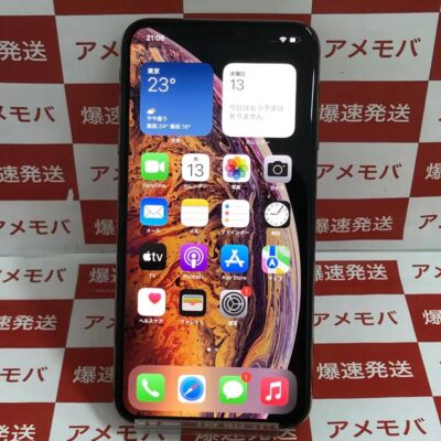 iPhoneXS Max Apple版SIMフリー 64GB MT6T2J/A A2102 極美品
