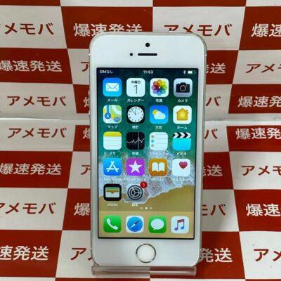 iPhoneSE docomo版SIMフリー 16GB MLLP2J/A A1723