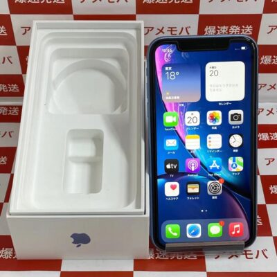 iPhoneXR docomo版SIMフリー 64GB MT0E2J/A A2106